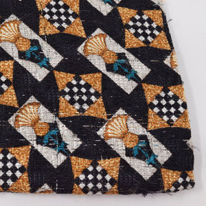 Ermenegildo Zegna Silk Neck Tie Graphic